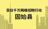 """2020年""""百日千万网络招聘行动""""固始县岗位信息"""